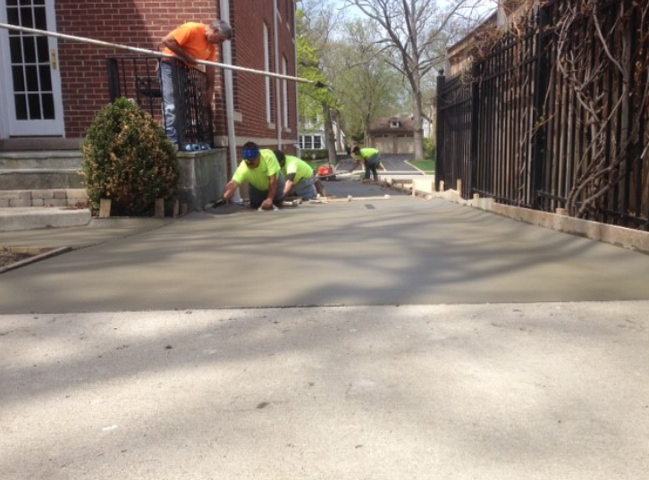 Maintaining Your Concrete Driveway